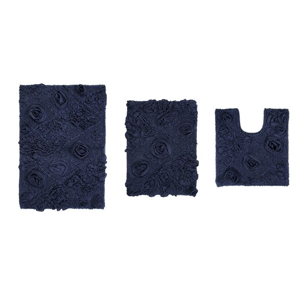 Primrose Bath Rug Set by House of Hampton