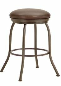 Fiesole 30 Swivel Bar Stool by Iron Mountain