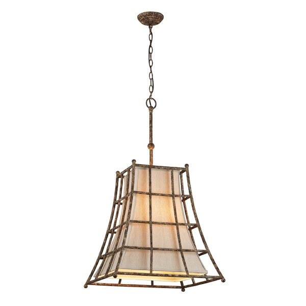 Brookford 5-Light Pendant by Bay Isle Home
