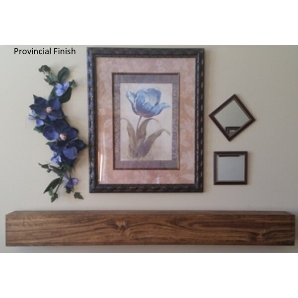 Fireplace Shelf Mantel by Pollums Natural Resources LLC