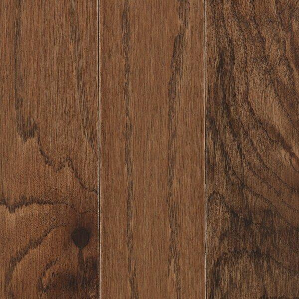 Greighley Random Width Engineered Oak Hardwood Flooring in Oxford by Mohawk Flooring