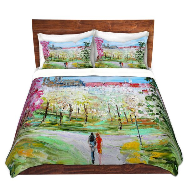 Prague Castle Duvet Cover Set