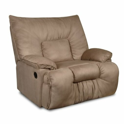 Cambarville Manual Recliner by Simmons Upholstery [Red Barrel Studio]