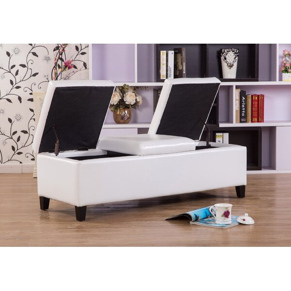 Ocean City Storage Ottoman by Latitude Run