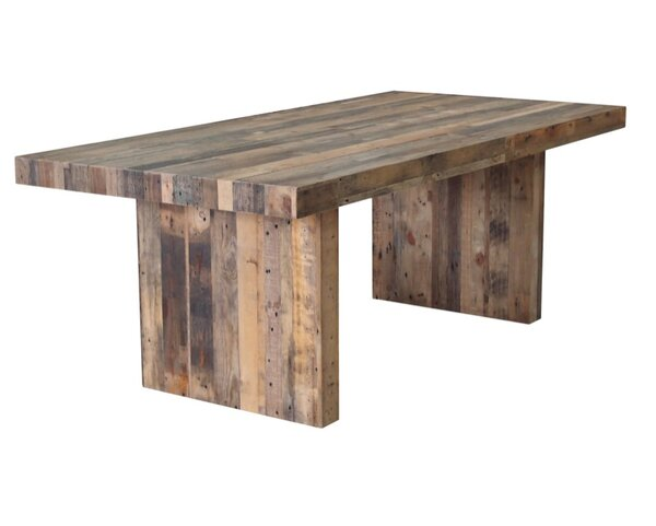 Bradley Dining Table by Foundry Select