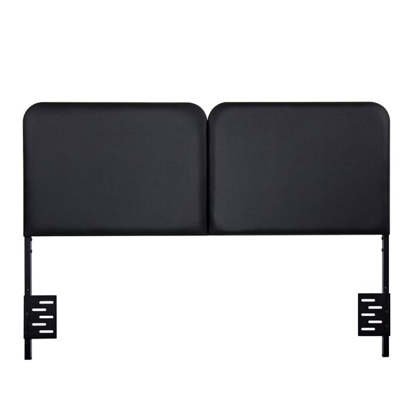 Humfleet Steel Panel Headboard by Ebern Designs