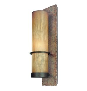 Bargain Patton 1-Light Outdoor Sconce By Loon Peak