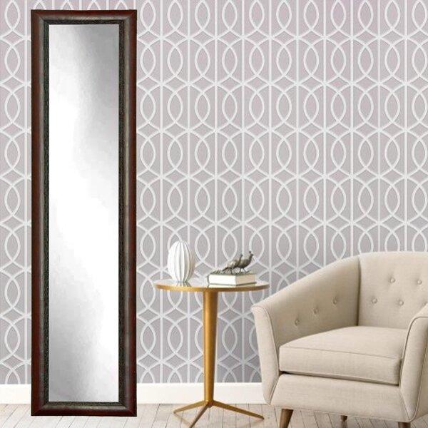 Carved Full Length Mirror by Brandt Works LLC