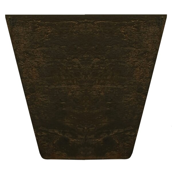 Irvin Tahoe Square Resin Pot Planter by Charlton Home
