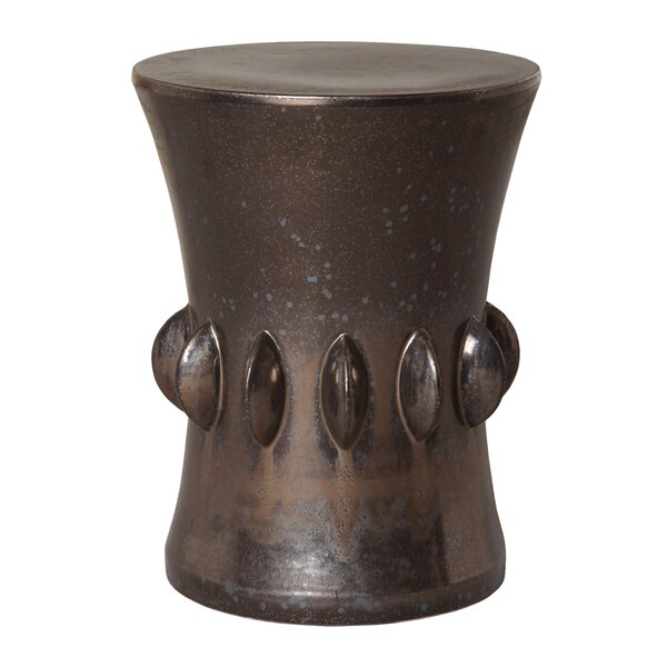 Moonya Garden Stool by World Menagerie World Menagerie