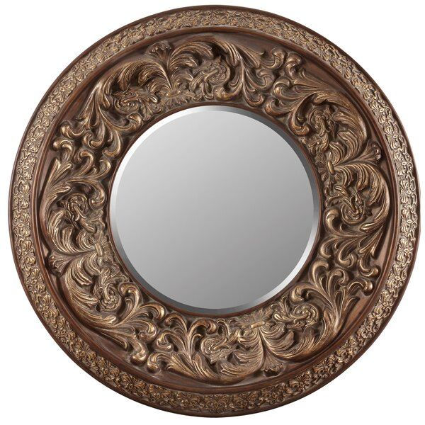 Moxie Accent Wall Mirror by Galaxy Home Decoration