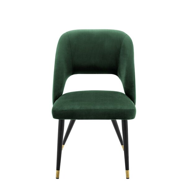 Cipria Upholstered Dining Chair by Eichholtz Eichholtz
