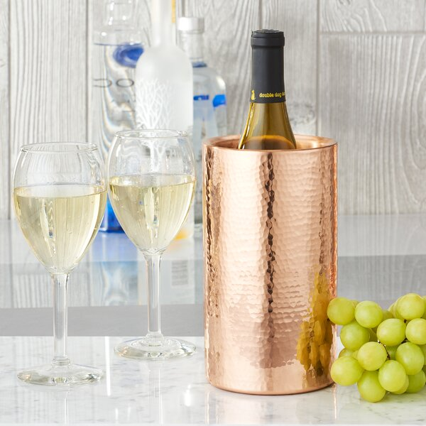 Copper Wine Chiller by Old Dutch International