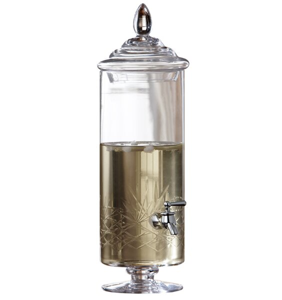 Carmagrim 255 Oz. Beverage Dispenser by Astoria Grand