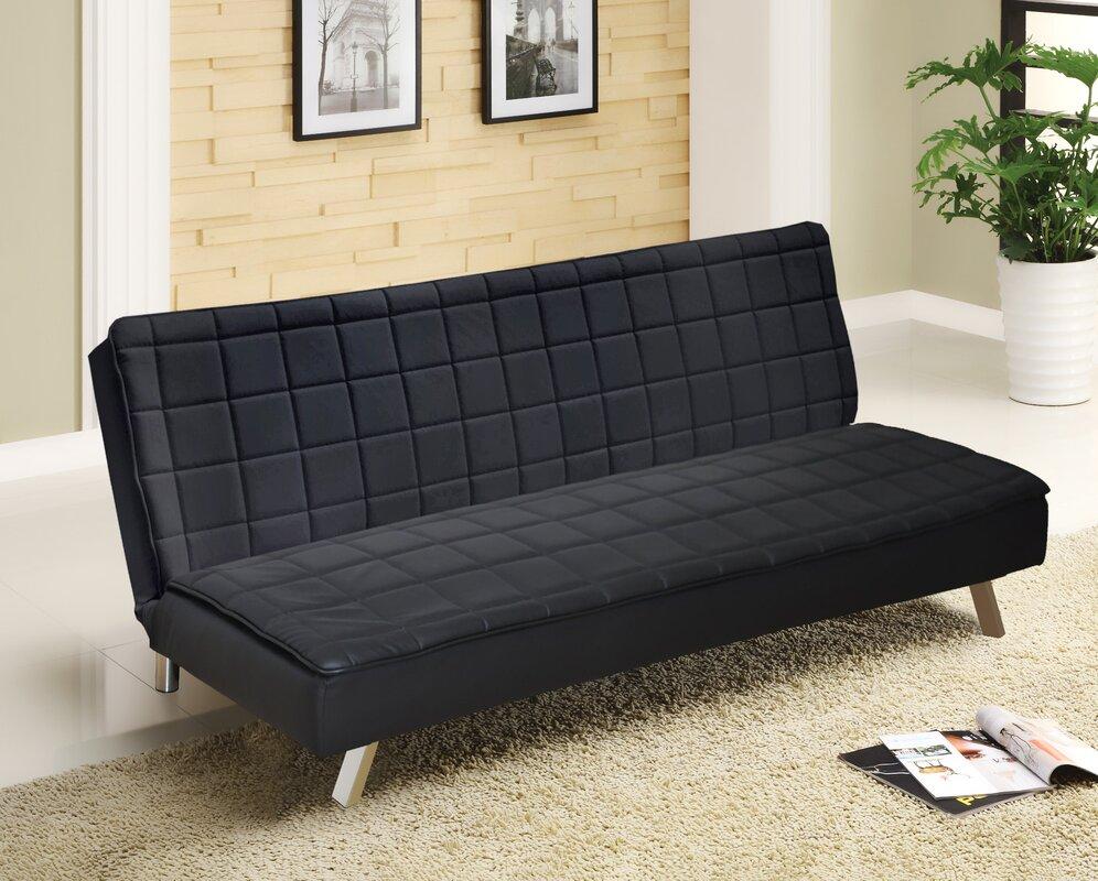 urban shop memory foam convertible sofa mainstays memory foam futon   wayfair  rh   wayfair
