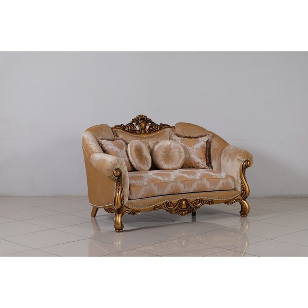 Pinecrest Standard Loveseat by Astoria Grand
