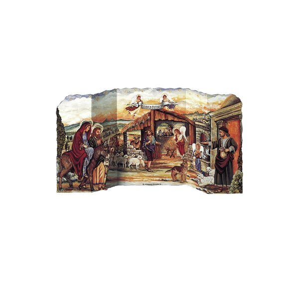 Korsch 3-Dimensional Nativity Scene Advent Calendar by Alexander Taron