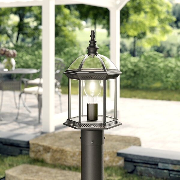 Caroline Outdoor 1-Light Lantern Head by Astoria Grand