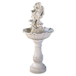 Merveilleux Fiberglass Garden Goddess Fiberglass Fountain