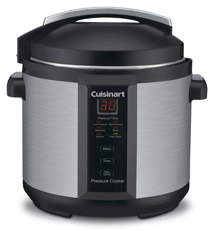 Cuisinart 6 Qt. Electric Pressure Cooker