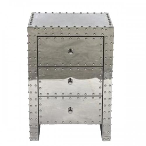 3 Drawer Nightstand by C2A Designs