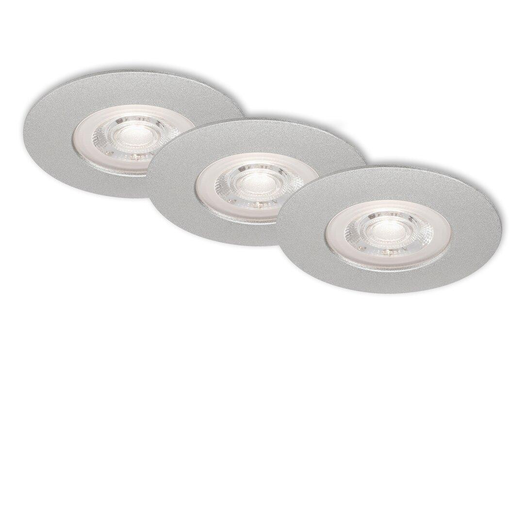 Byerly 9cm Multi-Spotlight Recessed Lighting Kit