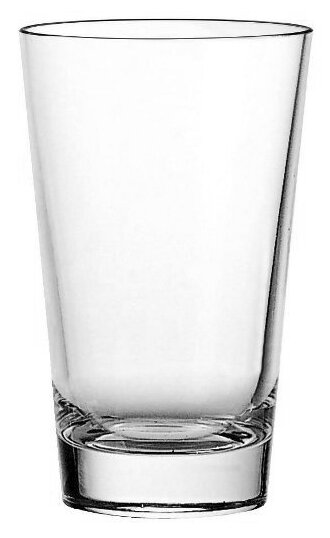 Rialto Every Day 10 oz. Glass (Set of 6) by Majestic Crystal