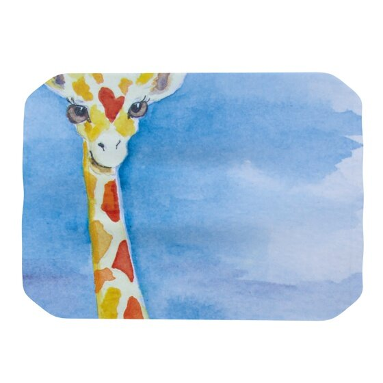 Topsy Placemat by KESS InHouse
