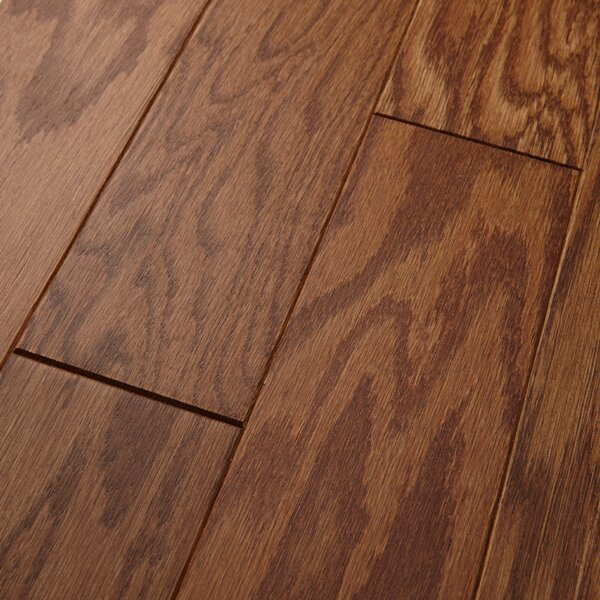 Americano 3 Engineered Oak Hardwood Flooring in Sand Hill by Welles Hardwood