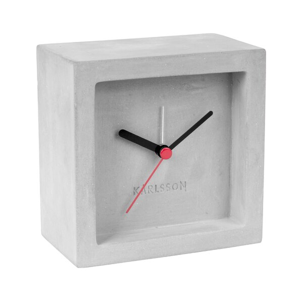 Franky Tabletop Clock by Karlsson