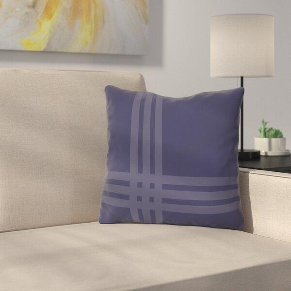 Billington Sand Outdoor Throw Pillow by Ebern Designs