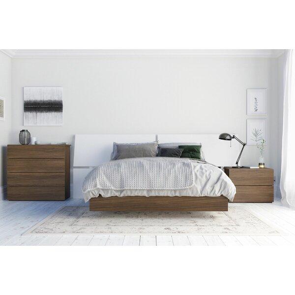Pervin 4 Piece Bedroom Set by Ebern Designs