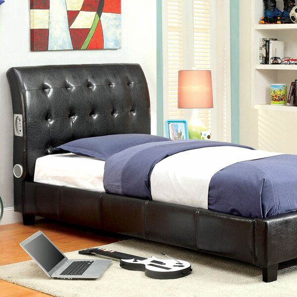 Laurist Upholstered Platform Bed by Latitude Run