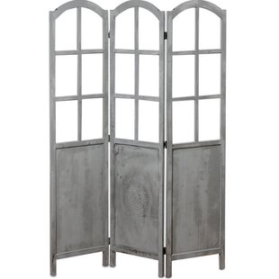 Romantic 3 Panel Room Divider by Whole House Worlds