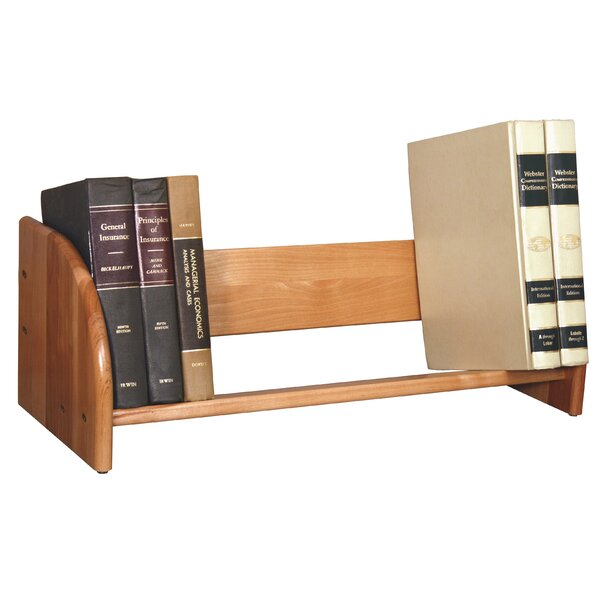 Arcada Standard Bookcase By Winston Porter