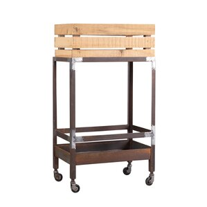 Ophelia Bar Cart by Wildon Home ®