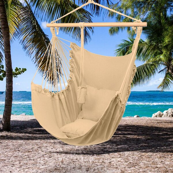 Nilles Chair Hammock by Highland Dunes