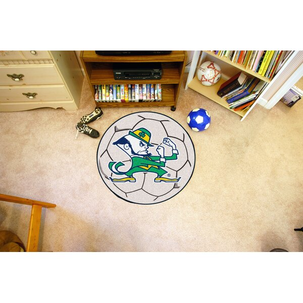NCAA Notre Dame Soccer Ball by FANMATS