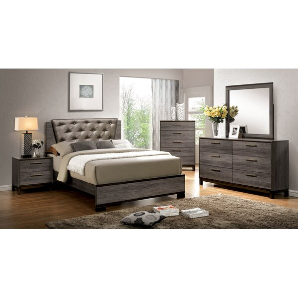 Major Configurable Bedroom Set by Wrought Studio