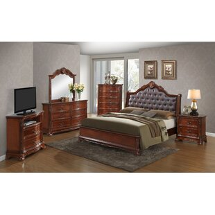 Longstaff 2 Drawer Nightstand by Astoria Grand