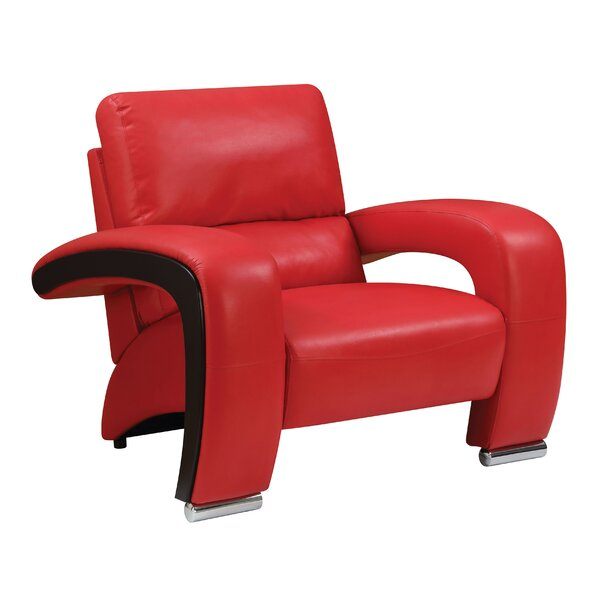 Obrian Armchair by Orren Ellis