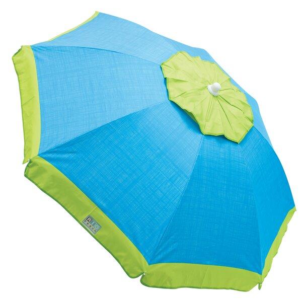 Charlemont Tilt 6 ft. Beach Umbrella by Freeport Park