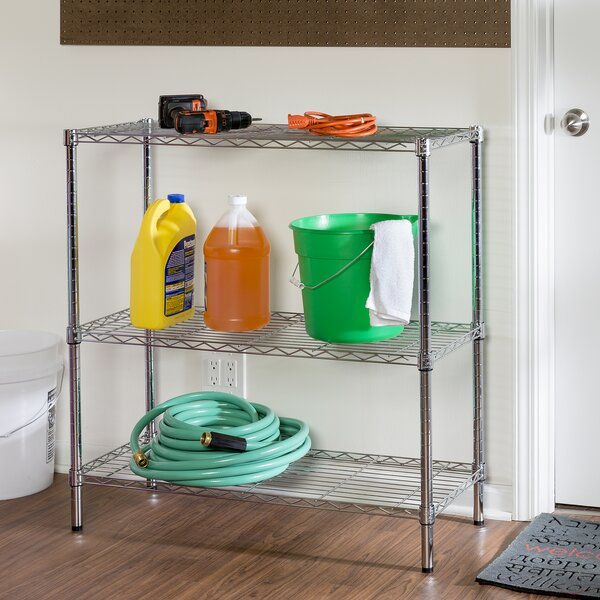 36 H x 36 W Shelving Unit by Honey Can Do