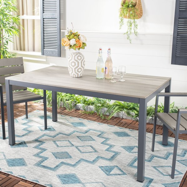 Shawn Manufactured Wood Dining Table By Modern Rustic Interiors