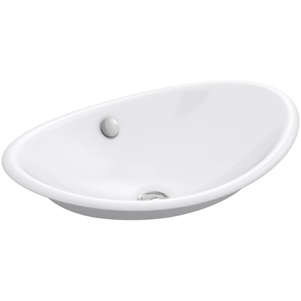 User Compare  Irruption Glass Circular Vessel Bathroom Sink.  Review And Compare