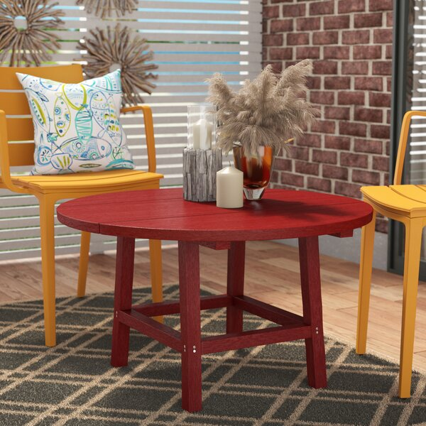 William Plastic/Resin Coffee Table by Beachcrest Home