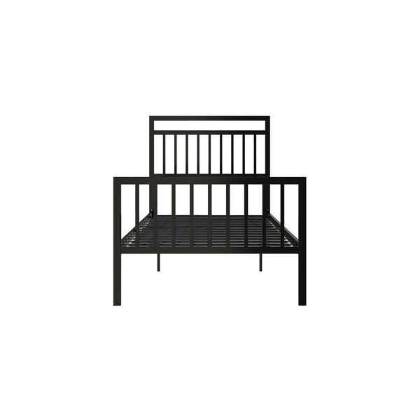 Sabina Modern Platform Bed by Andover Mills