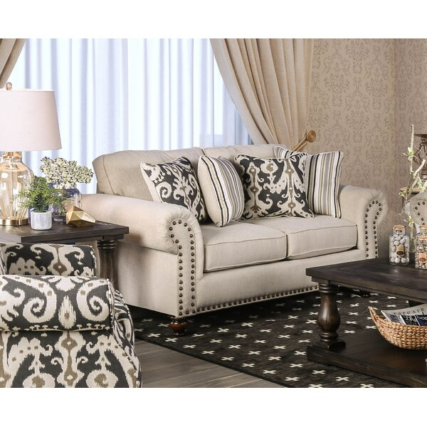 Ransome Loveseat by Charlton Home