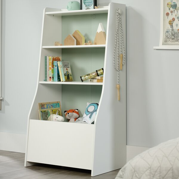 Garza Standard Bookcase by Harriet Bee