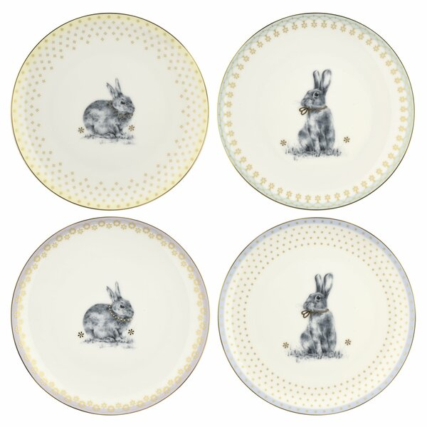 Meadow Lane 8 Salad or Dessert Plate by Spode